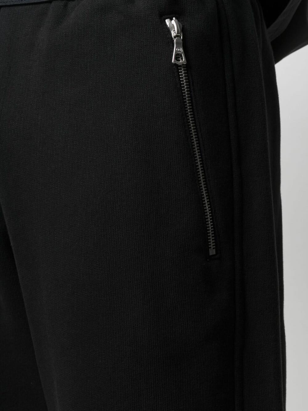 Dries Van Noten pantaloni dal taglio dritto uomo nero DRIES VAN NOTEN | Pantaloni | HASKOS2613BLACK