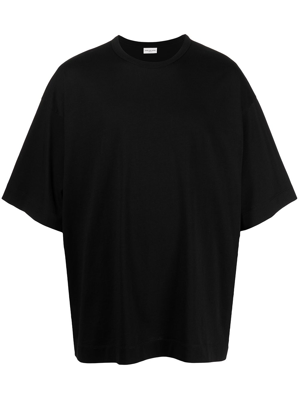 DRIES VAN NOTEN | T-shirts | HEKY2600BLACK