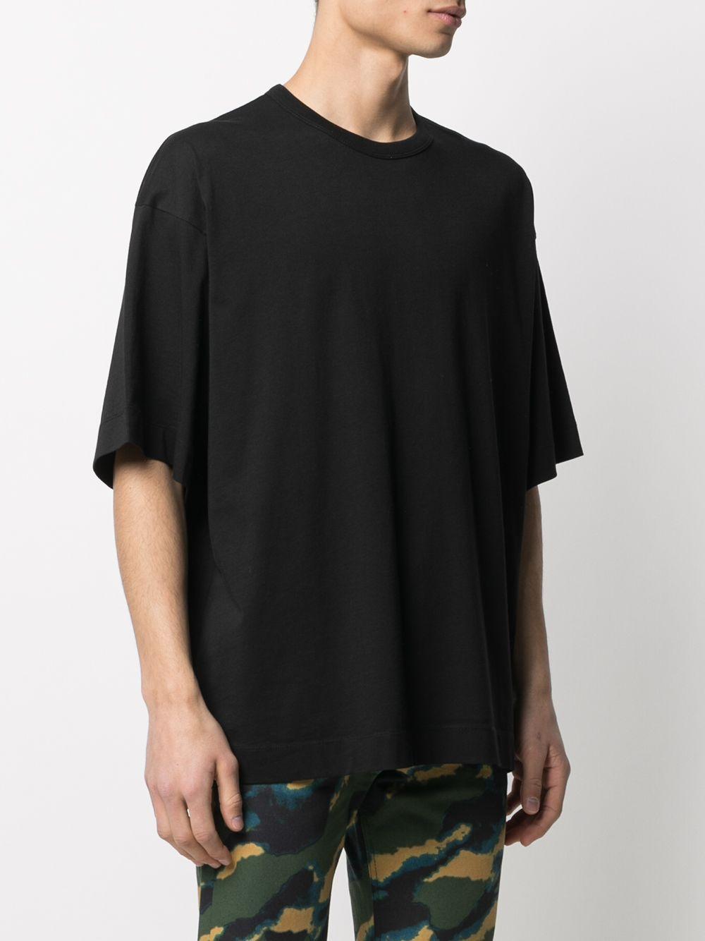 DRIES VAN NOTEN | T-shirts | HEKY2600BLACK