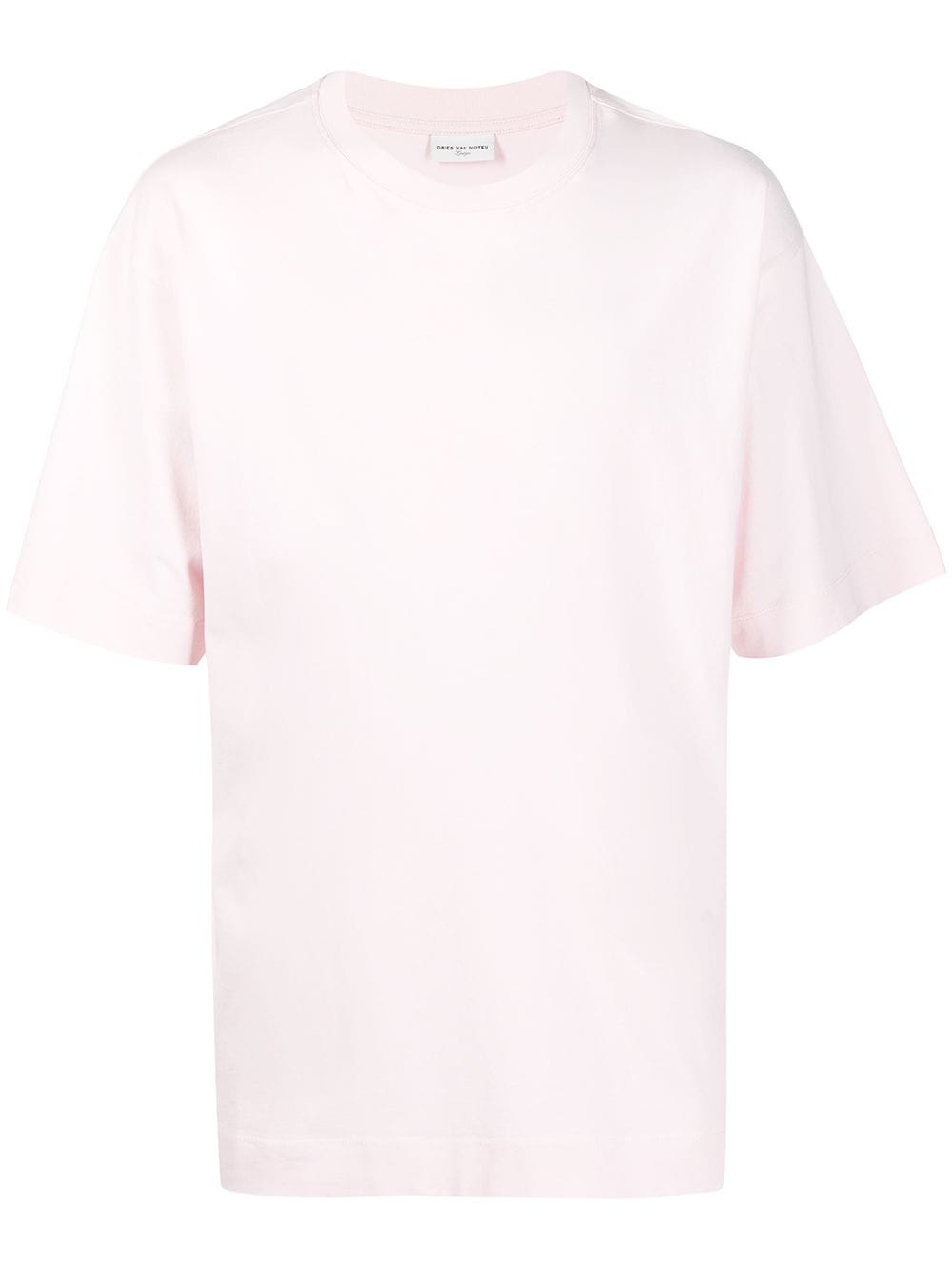 OVERSIZE T-SHIRT DRIES VAN NOTEN | T-shirts | HELI2603PINK
