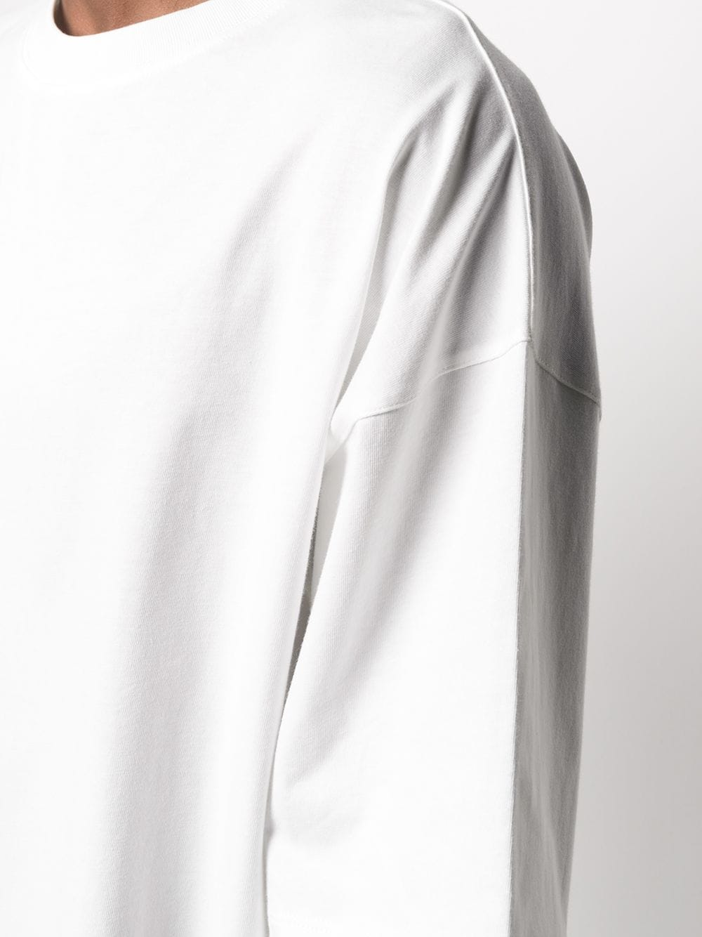 Dries Van Noten t-shirt basic uomo DRIES VAN NOTEN | T-shirt | HEN2603OFFWHITE