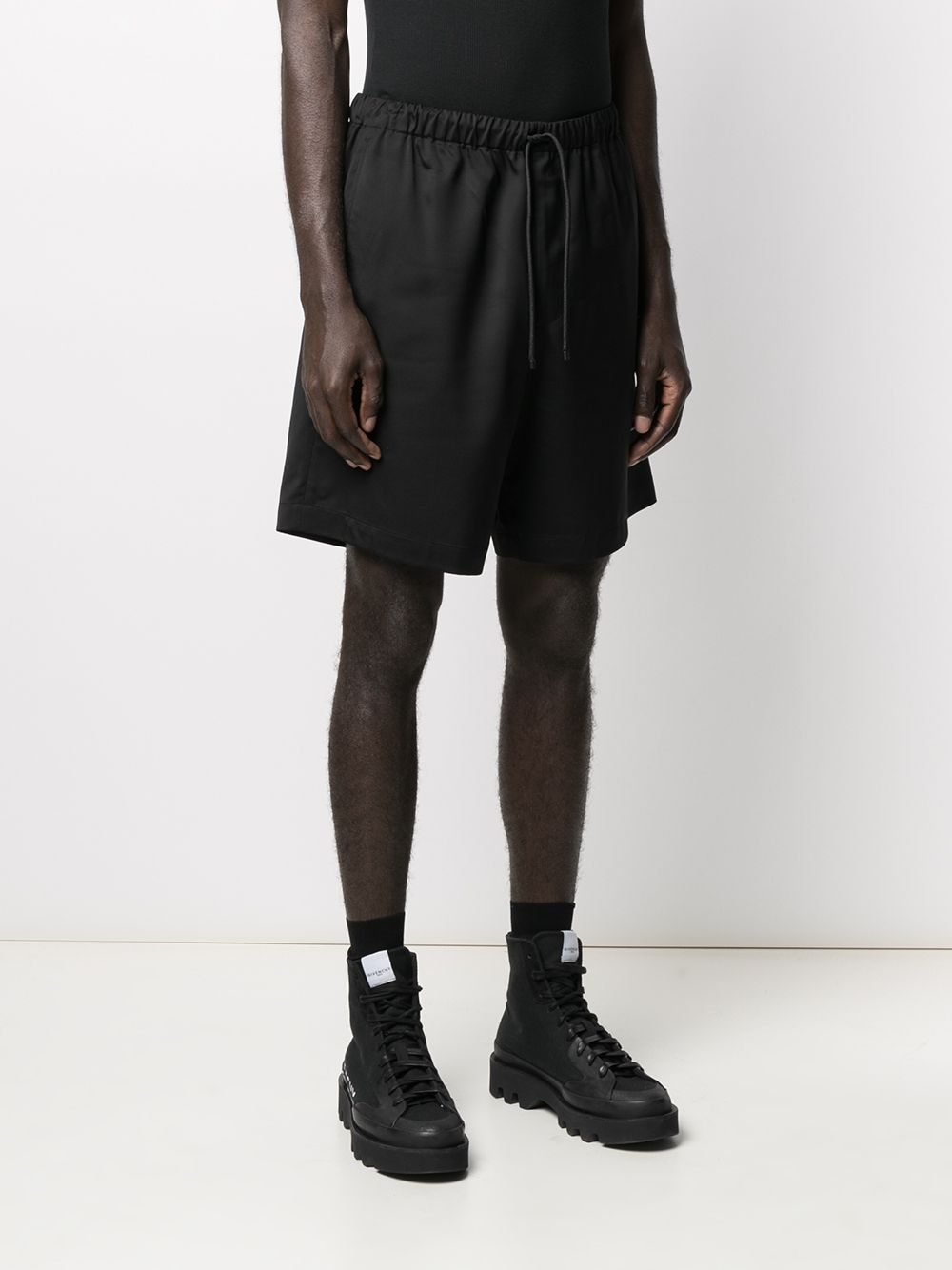LONG SHORTS  DRIES VAN NOTEN | Shorts | PIPERI2119BLACK