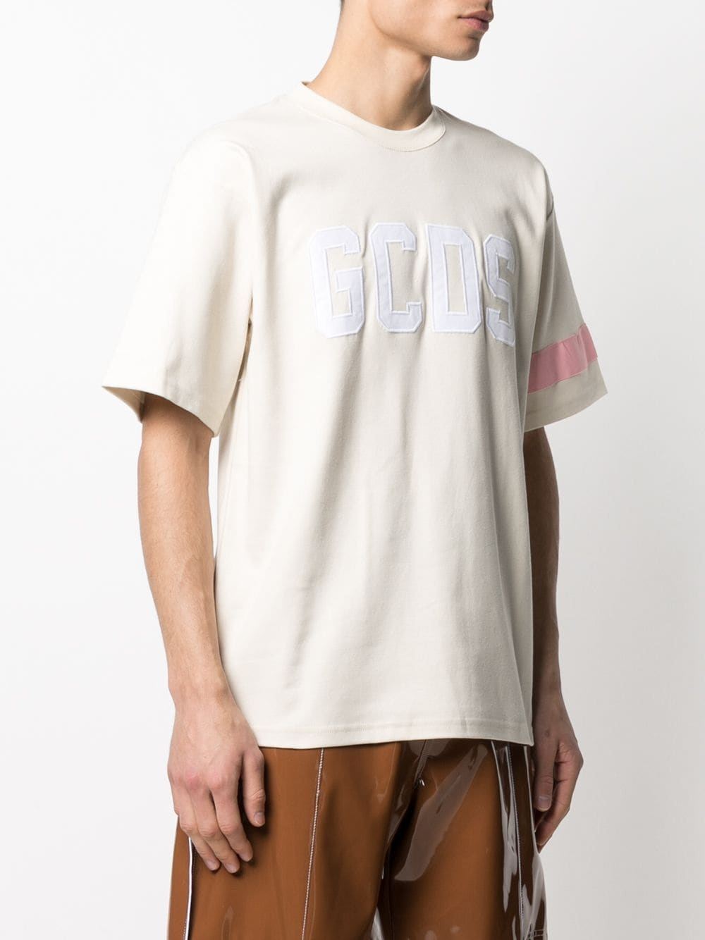 LOGO T-SHIRT GCDS | T-shirts | CC94M02100457