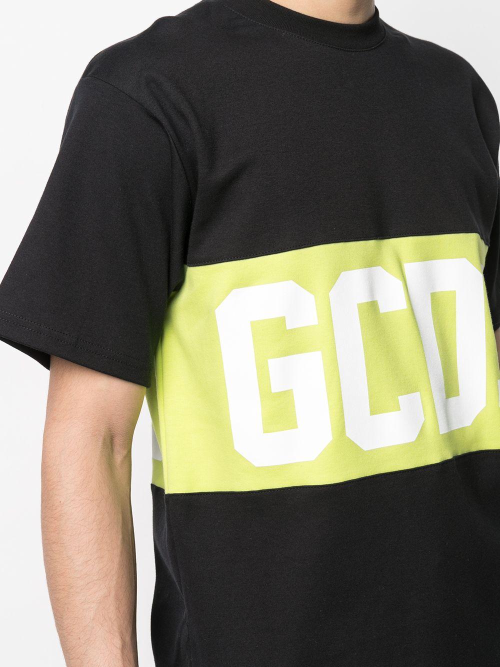 NEON LOGO TEE GCDS | T-shirts | CC94M021014MX