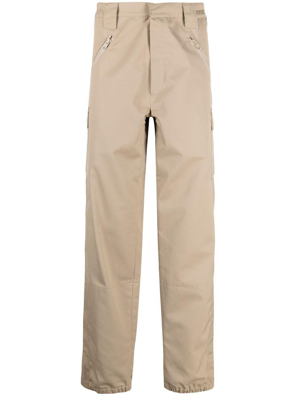 cargo pant man beige  GR10K   Trousers   GR024SAND