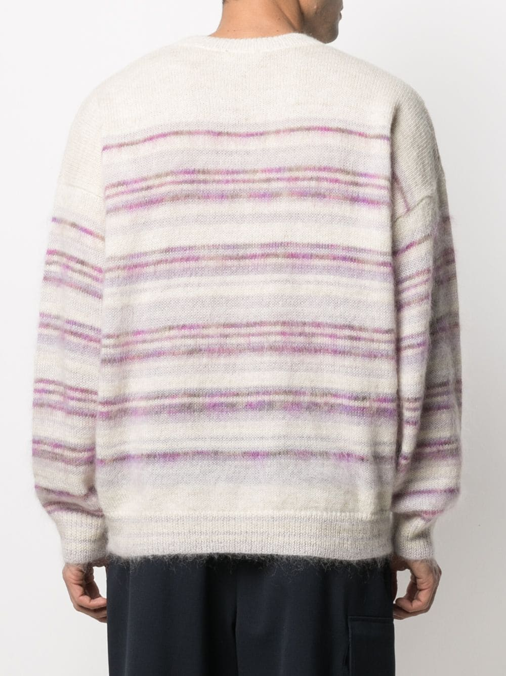 STRIPED PULLOVER ISABEL MARANT | Sweaters | PU1566-21P051H86LC