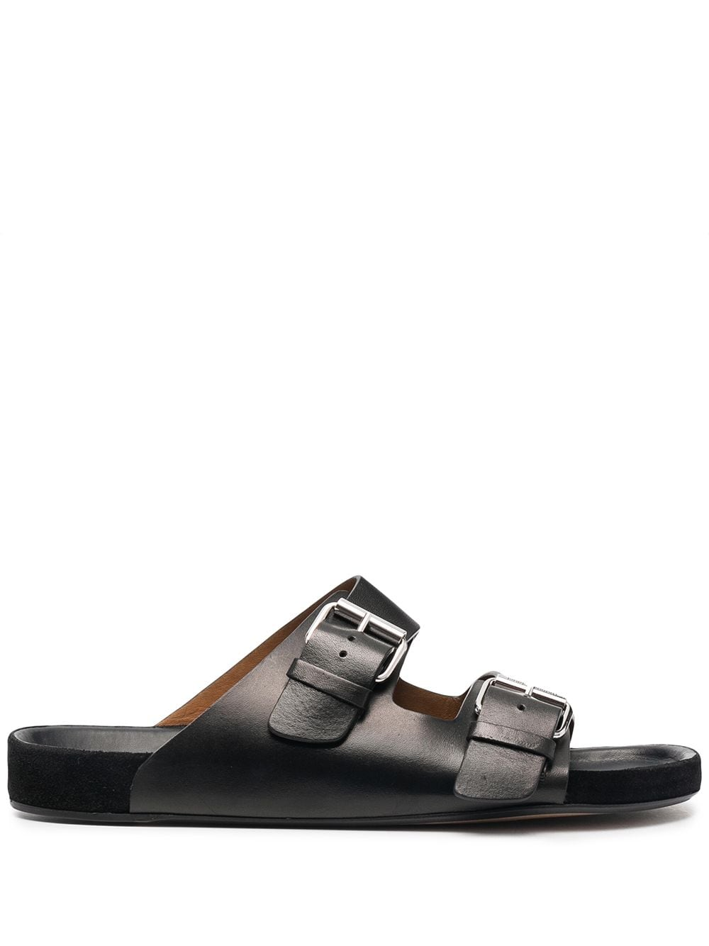 LEKSON SANDALS ISABEL MARANT | Sandals | SD0712-21P002N01BK