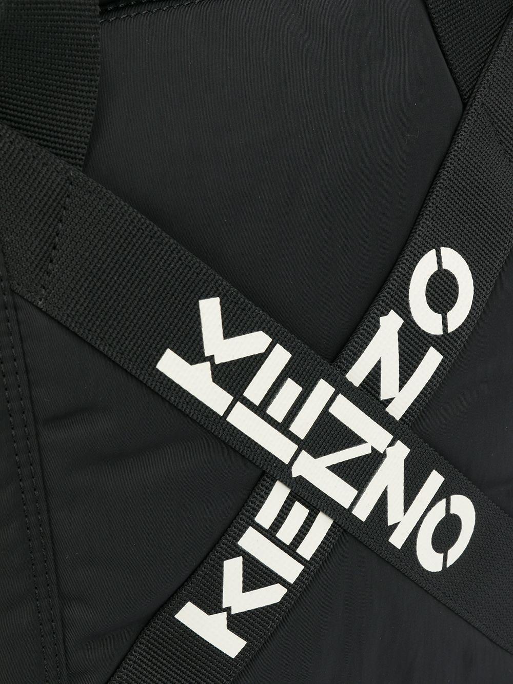 Kenzo borsa con logo uomo KENZO   Borse   FA62SA227F2199