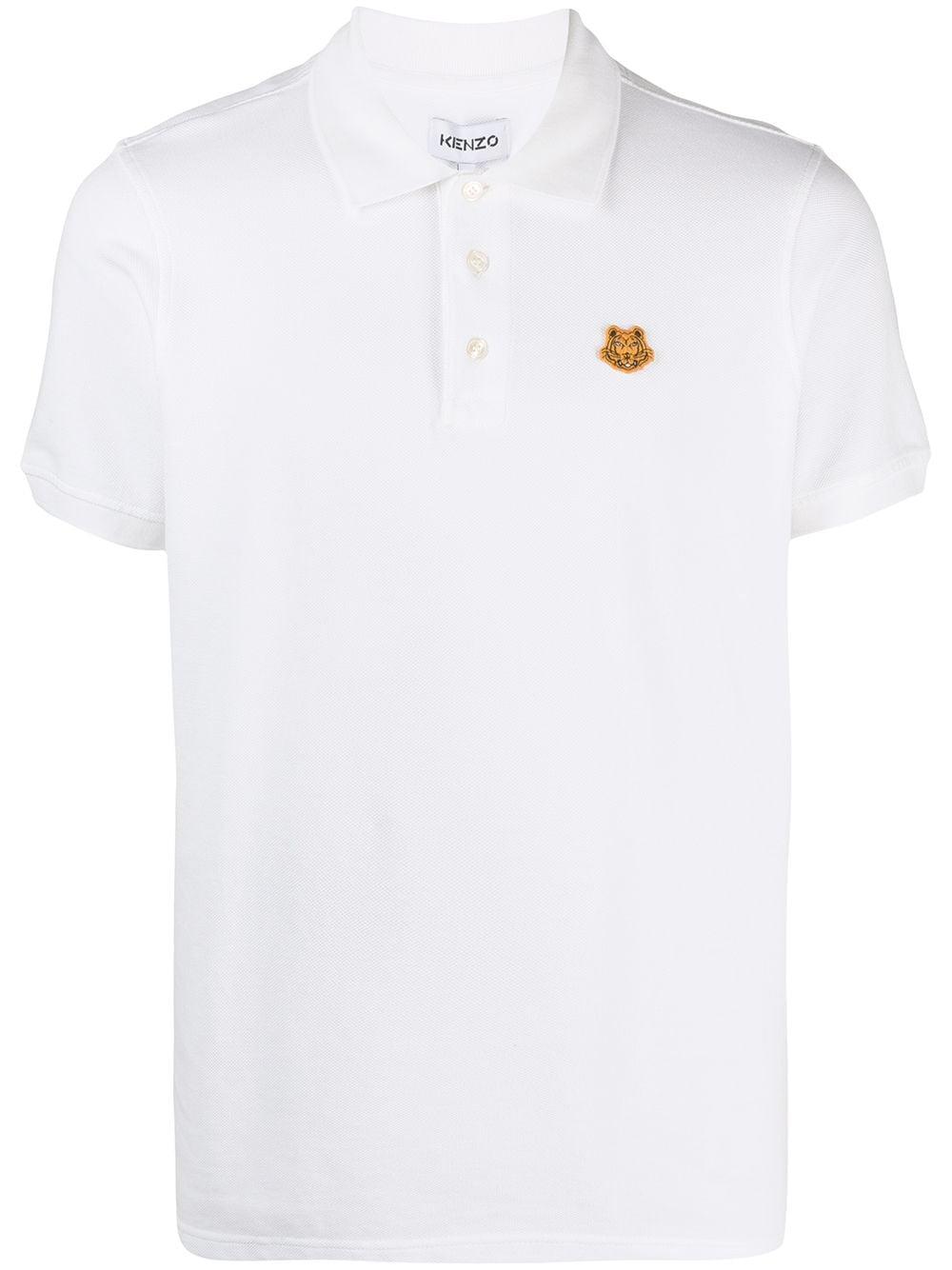 Polo Tiger Crest Uomo KENZO | Polo | FA65PO0014PU01B