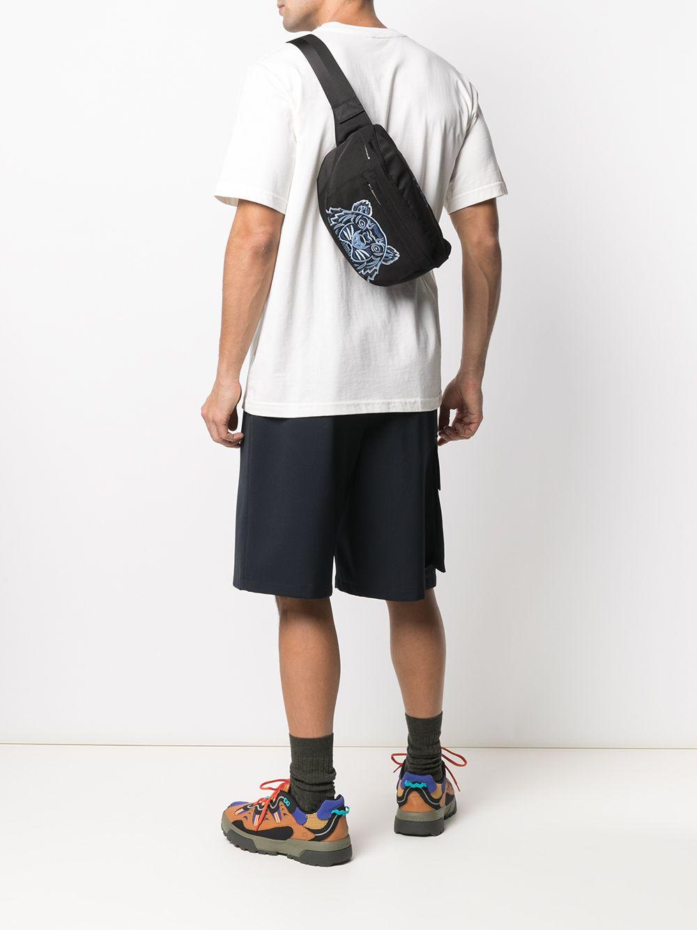 Kenzo marsupio con logo uomo KENZO | Marsupi | FA65SF305F2099F