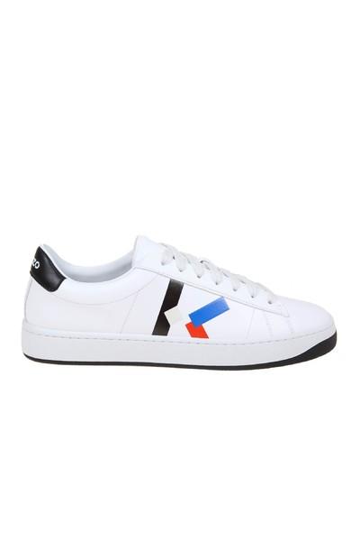 Kenzo sneakers con logo uomo KENZO | Sneakers | FA65SN170L5071