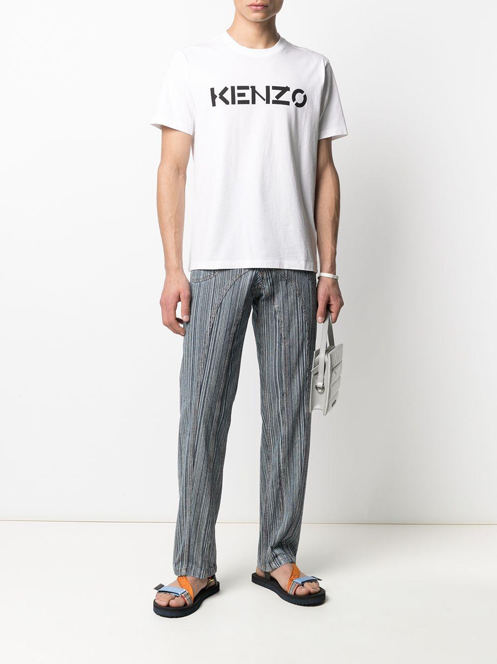 LOGO T-SHIRT KENZO | T-shirts | FA65TS0004SJ01B