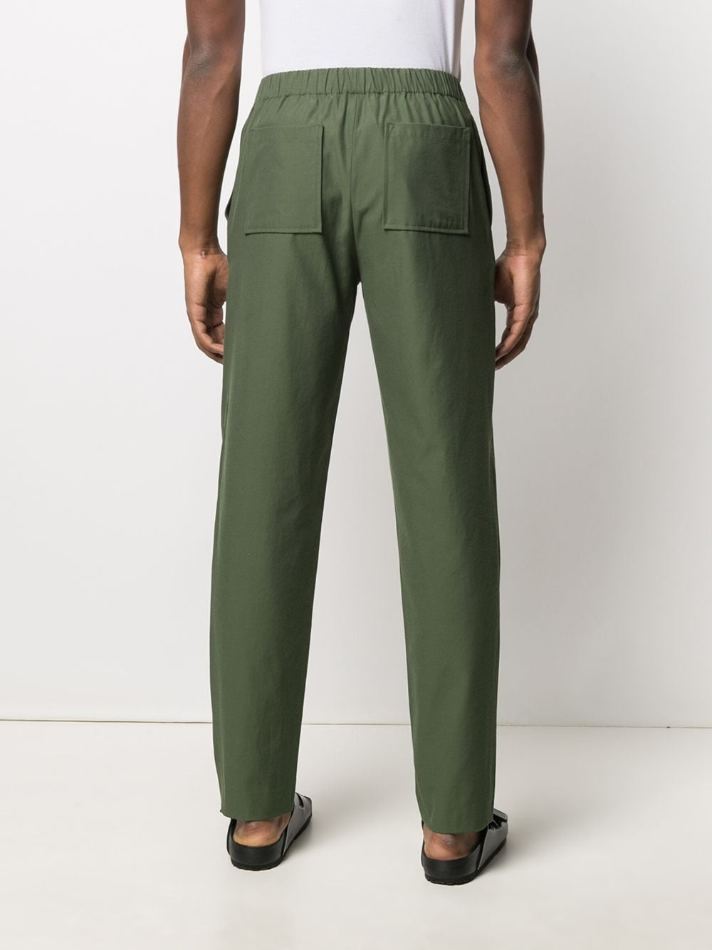 STRAIGHT LEG TROUSERS KENZO | Trousers | FB55PA5005AI51