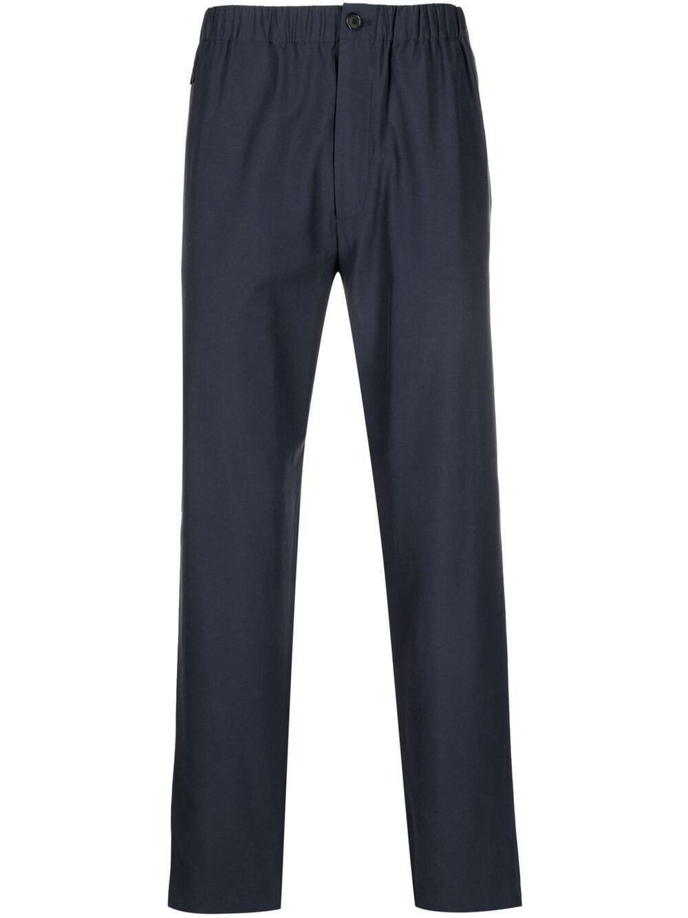Kenzo pantaloni a gamba dritta uomo KENZO | Pantaloni | FB55PA5005AI76