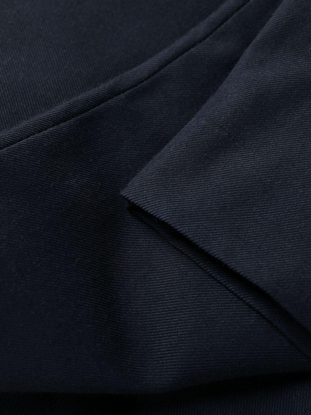 pantaloni a gamba dritta uomo blu KENZO | Pantaloni | FB55PA5005AI76