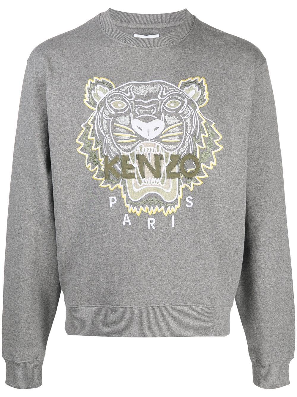 TIGER SWEATSHIRT KENZO   Sweatshirts   FB55SW1104XA95