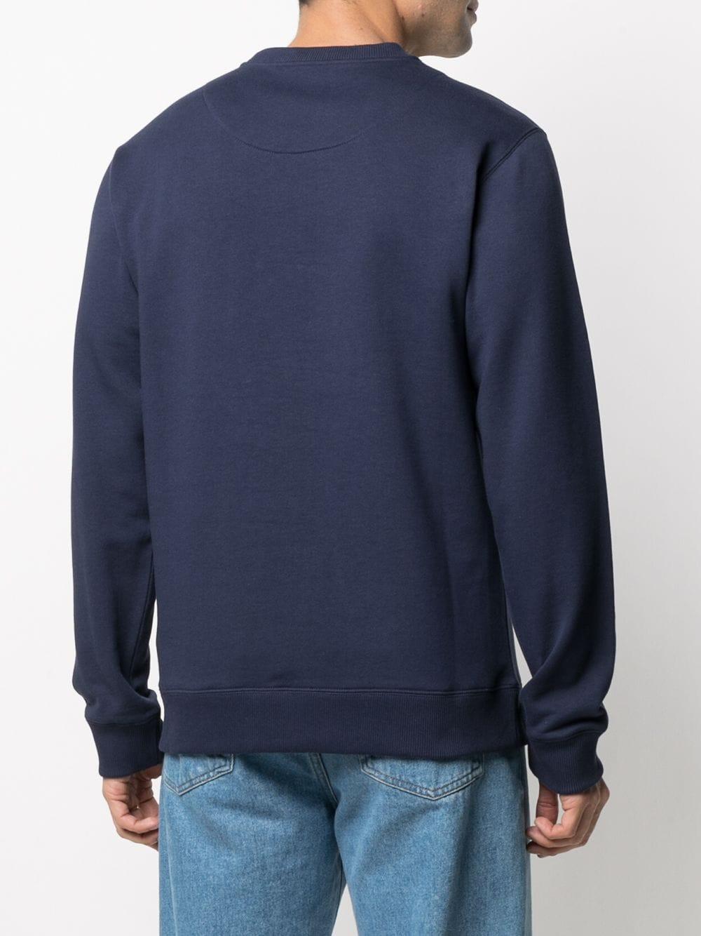 EMBROIDERED SWEATSHIRT KENZO   Sweatshirts   FB55SW1174XF76