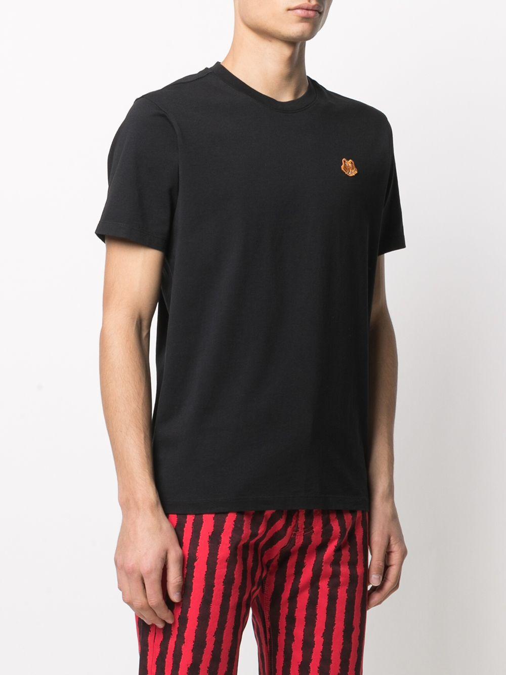 Kenzo t-shirt tiger crest uomo KENZO | T-shirt | FB55TS0034SA99