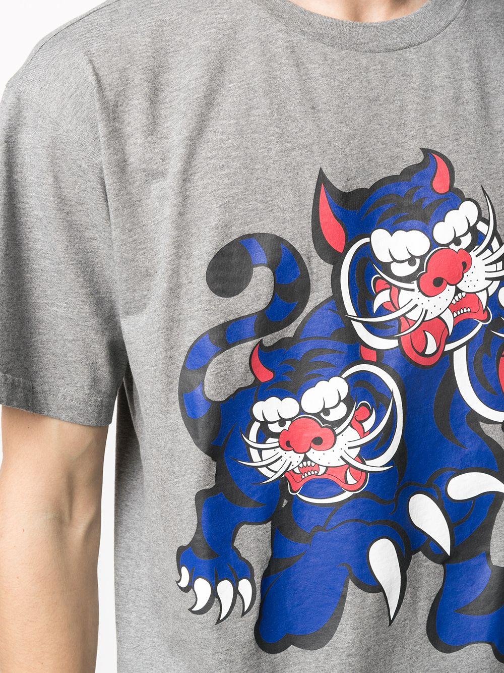 CARTOON PRINTED T-SHIRT KENZO | T-shirts | FB55TS0714SJ95