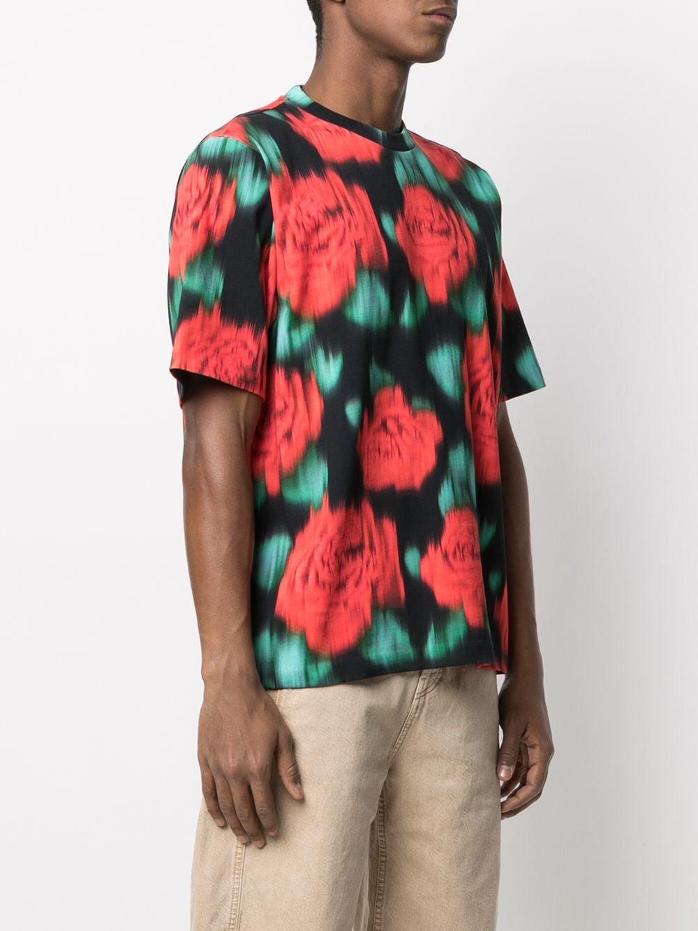 PRINTED T-SHIRT  KENZO   T-shirts   FB55TS0824SI22