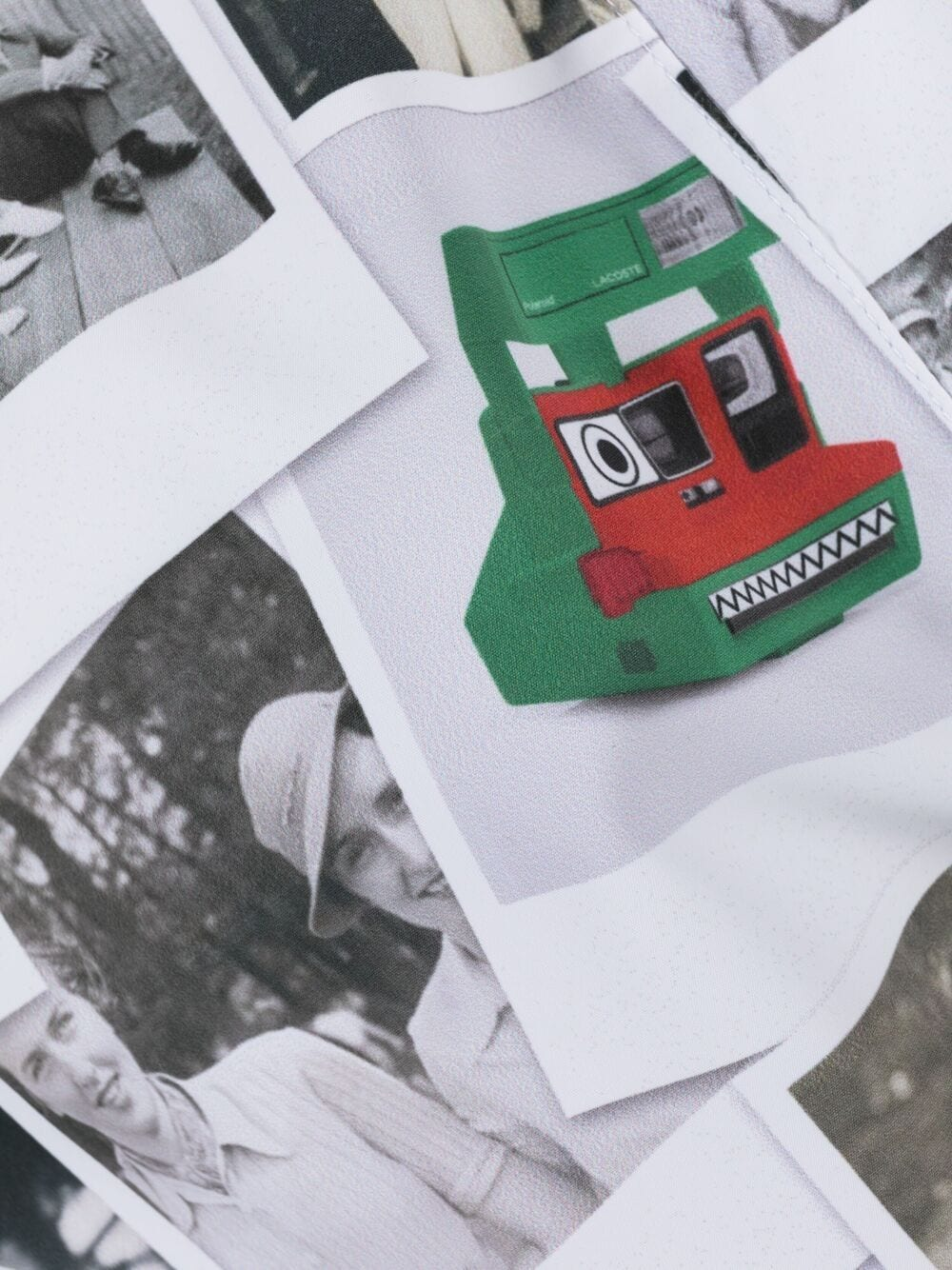 Costume Da Bagno Con Stampa Uomo LACOSTE | Costumi da bagno | MH3881X4D