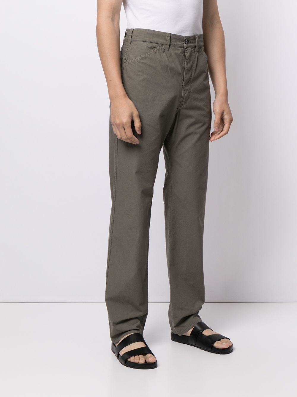STRAIGHT LEG TROUSERS LEMAIRE | Trousers | 211 PA167 LF288949