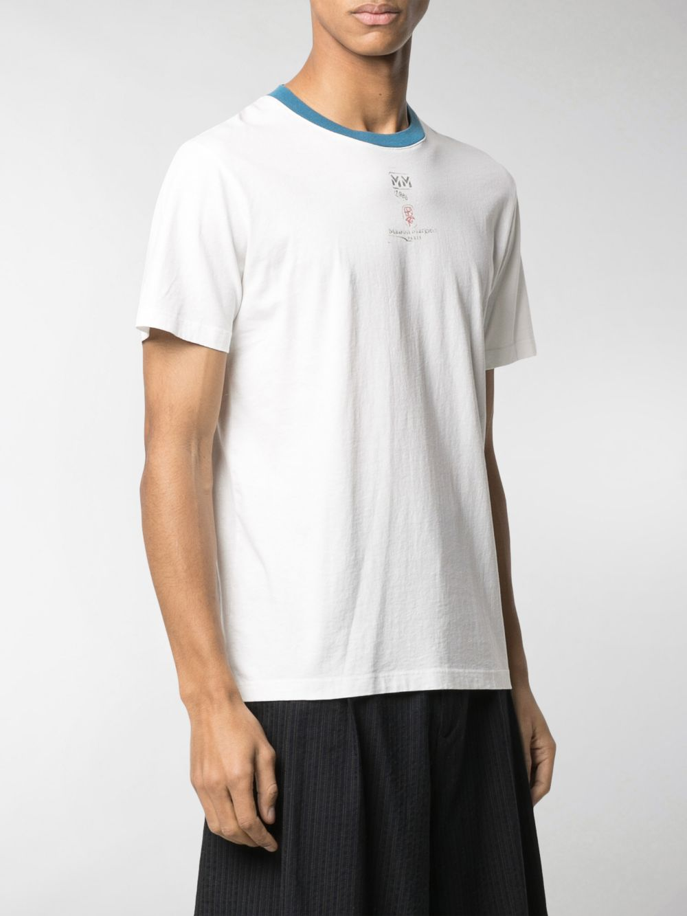 Maison Margiela tripack t-shirt uomo MAISON MARGIELA | T-shirt | S50GC0645 S23909962