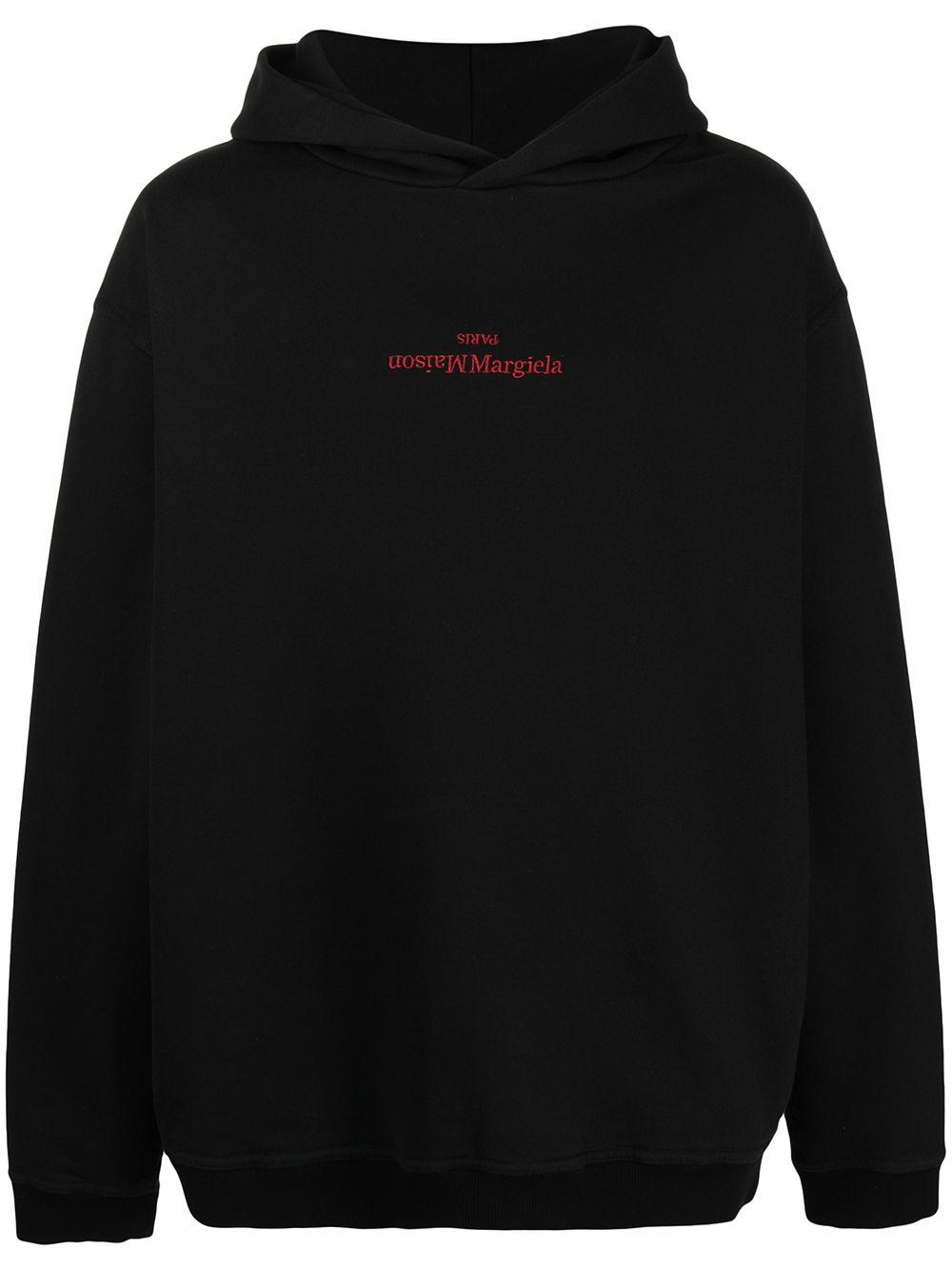 LOGO HOODIE MAISON MARGIELA   Sweatshirts   S50GU0167 S25503900