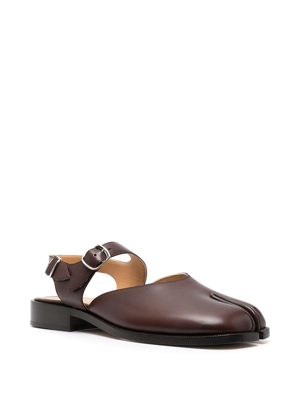 TABI LEATHER PUMPS MAISON MARGIELA | Sandals | S57WP0082 P3292H8559