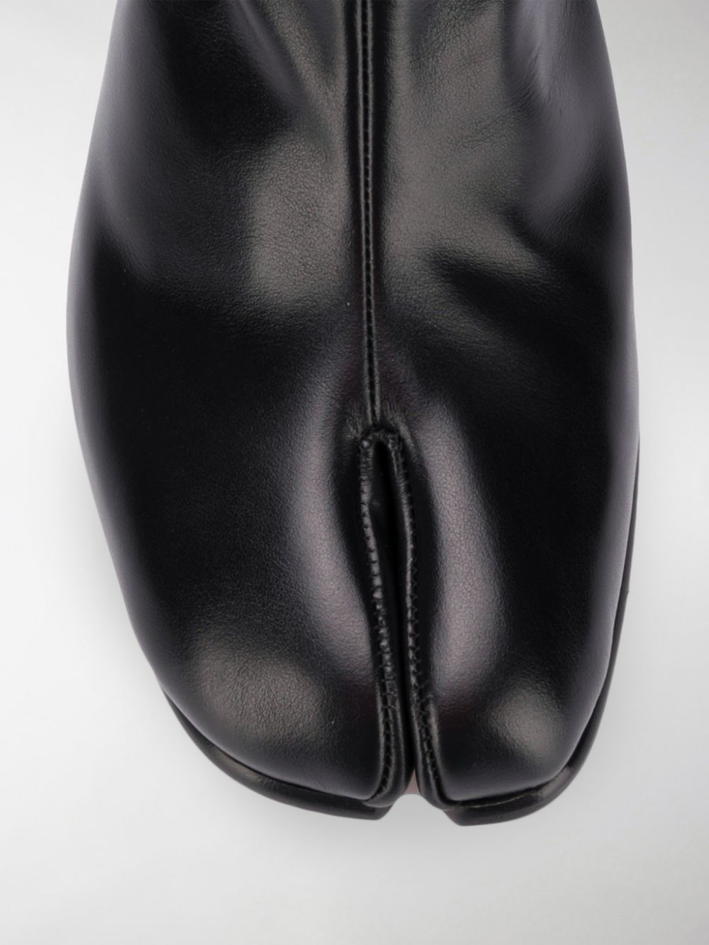 Maison Margiela stivale tabi uomo nero MAISON MARGIELA | Stivali | S57WU0132 PR516T8013