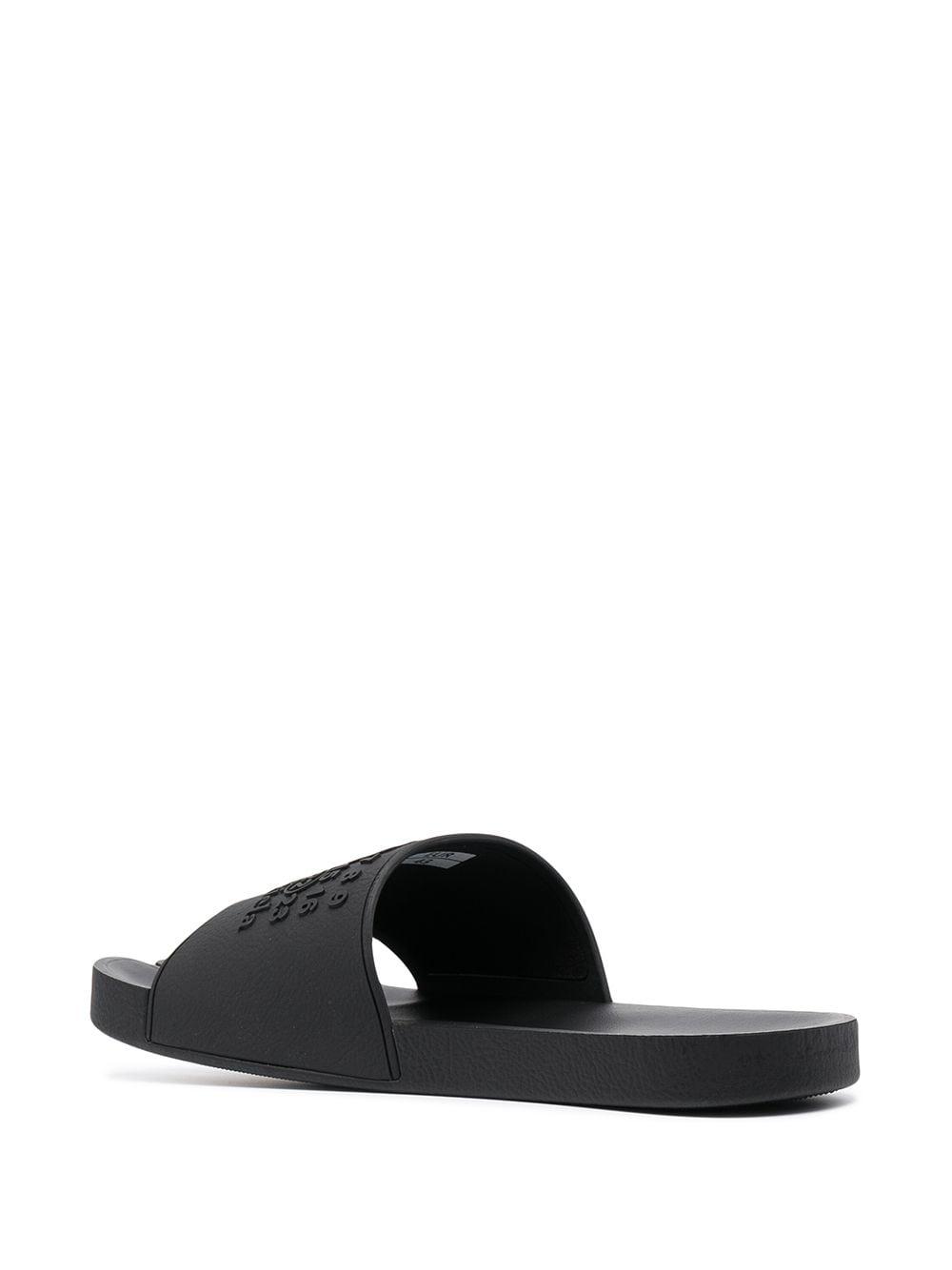 Maison Margiela sandalo slide tabi uomo MAISON MARGIELA   Sandali   S57WX0075 P4027T8008