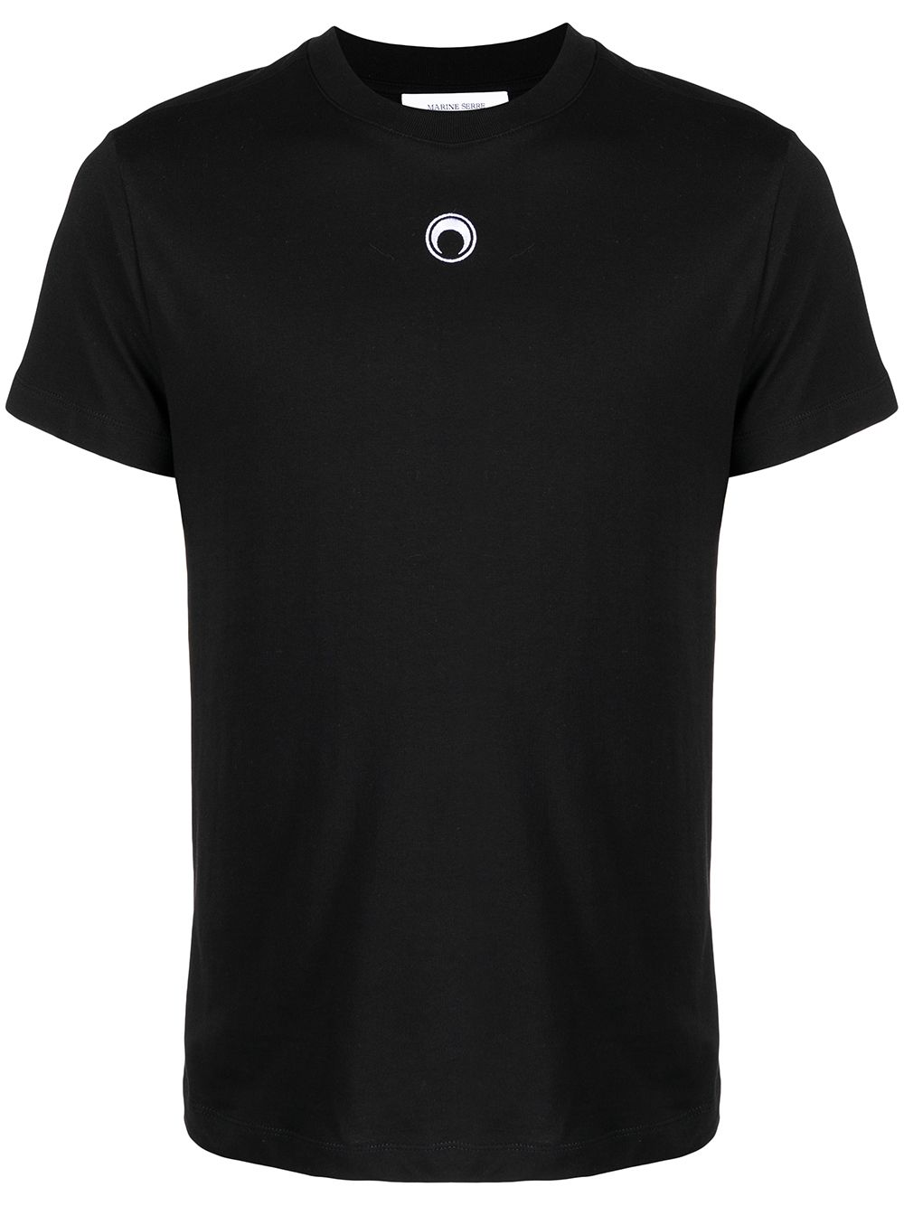 Marine Serre t-shirt moon logo uomo MARINE SERRE | T-shirt | T035ICONM-JERCO00200
