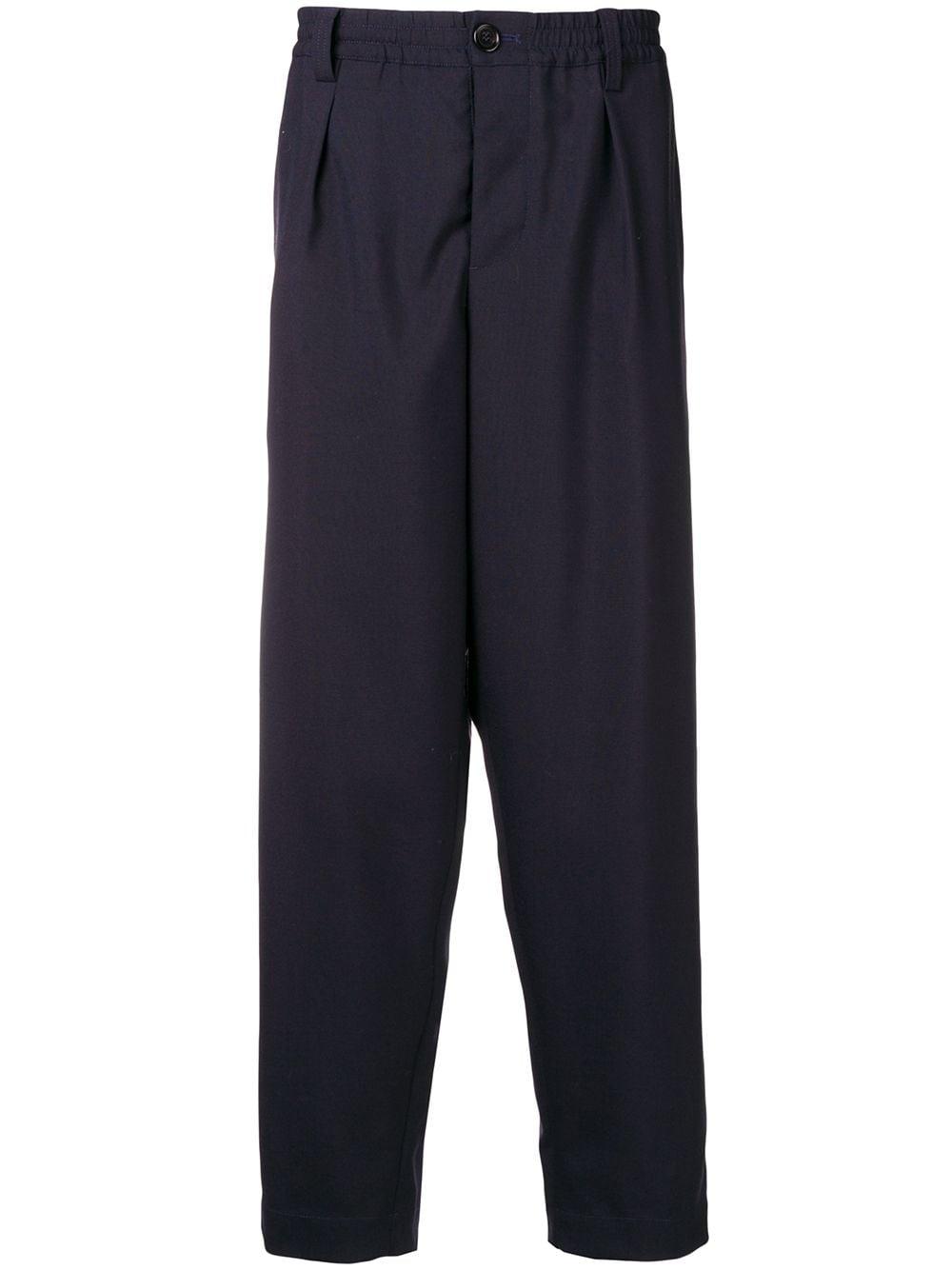 Marni pantaloni sartoriali uomo MARNI | Pantaloni | PUMU0017A0 S4545500B99