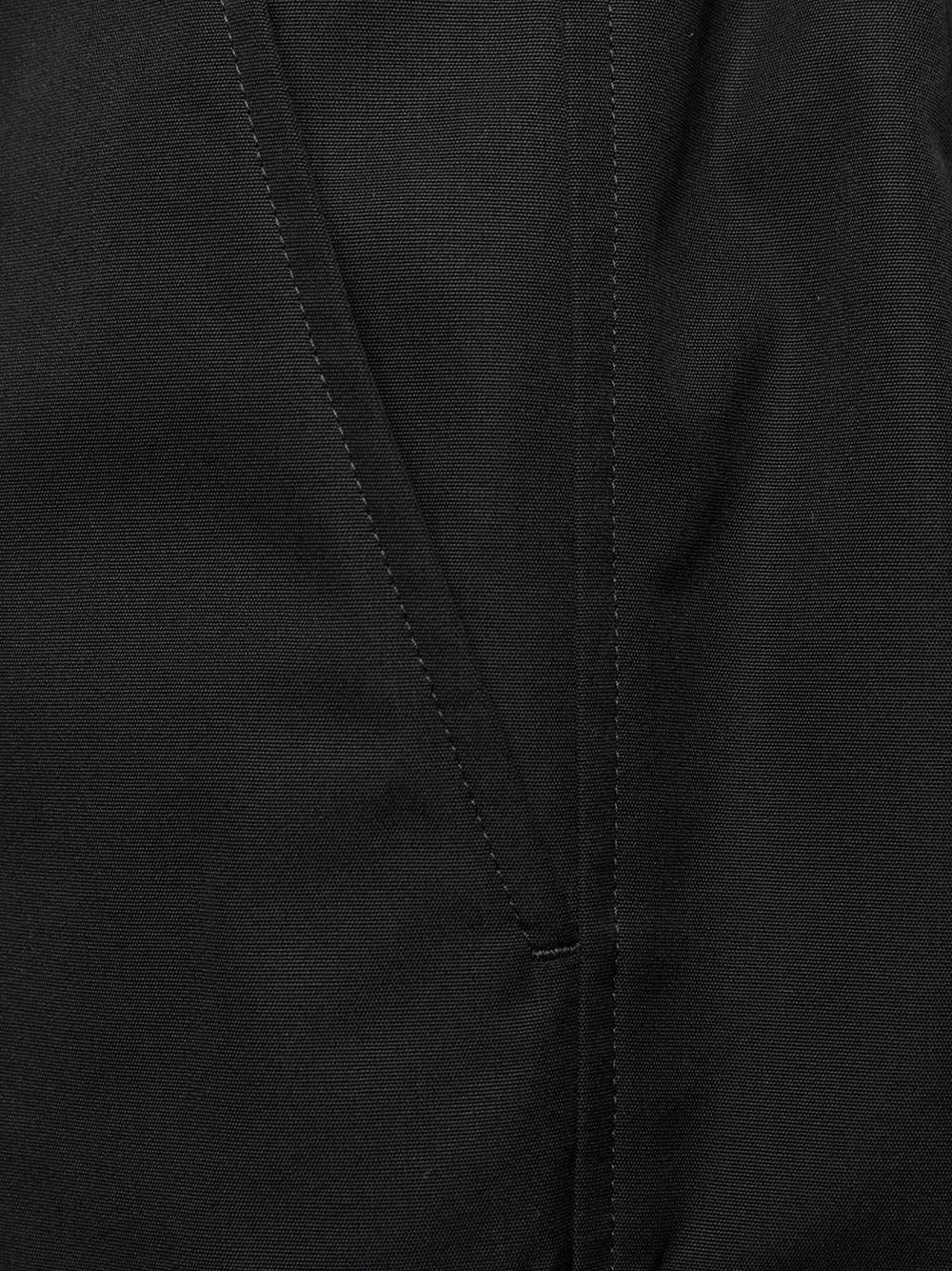 bermuda a gamba ampia uomo neri in cotone MARNI | Bermuda | PUMU0049A0 S5385200N99