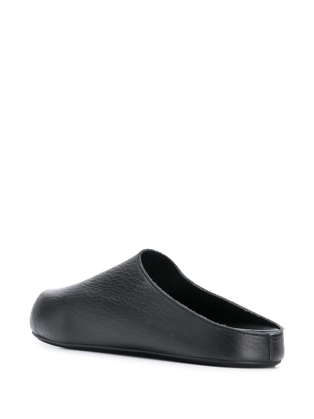 LEATHER SABOT MARNI | Sandals | SBMR000600 P393300N99