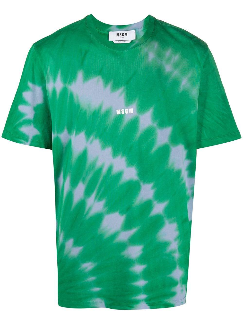 LOGO T-SHIRT MSGM | T-shirts | 3040MM183 21709436
