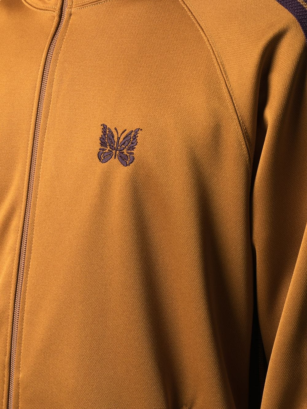 Needles needles jacket uomo NEEDLES | Giacche | IN180MUSTARD