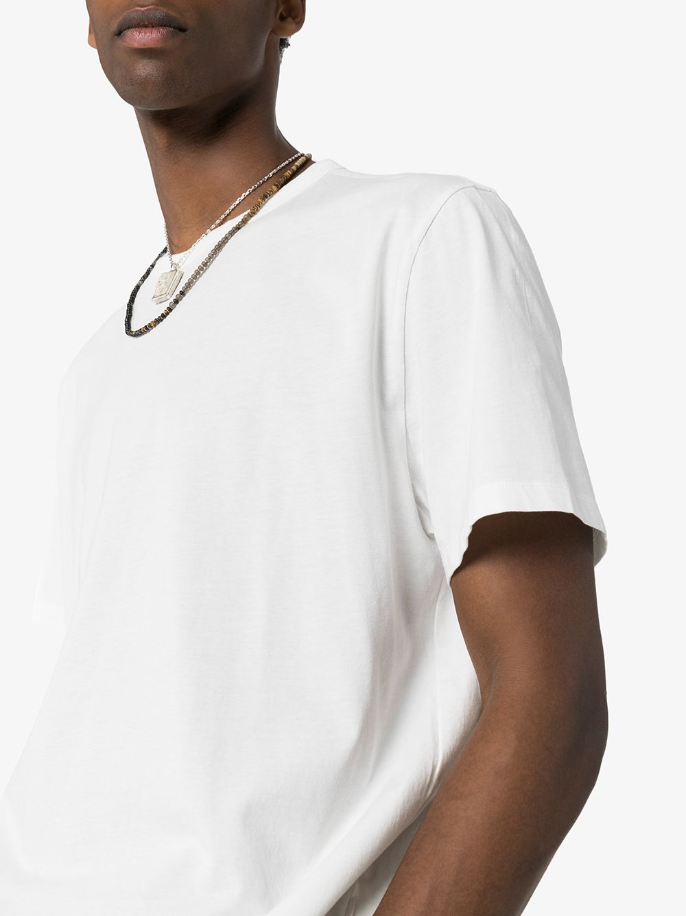 new box t-shirt man white in cotton OUR LEGACY | T-shirts | M2206NWWHITE