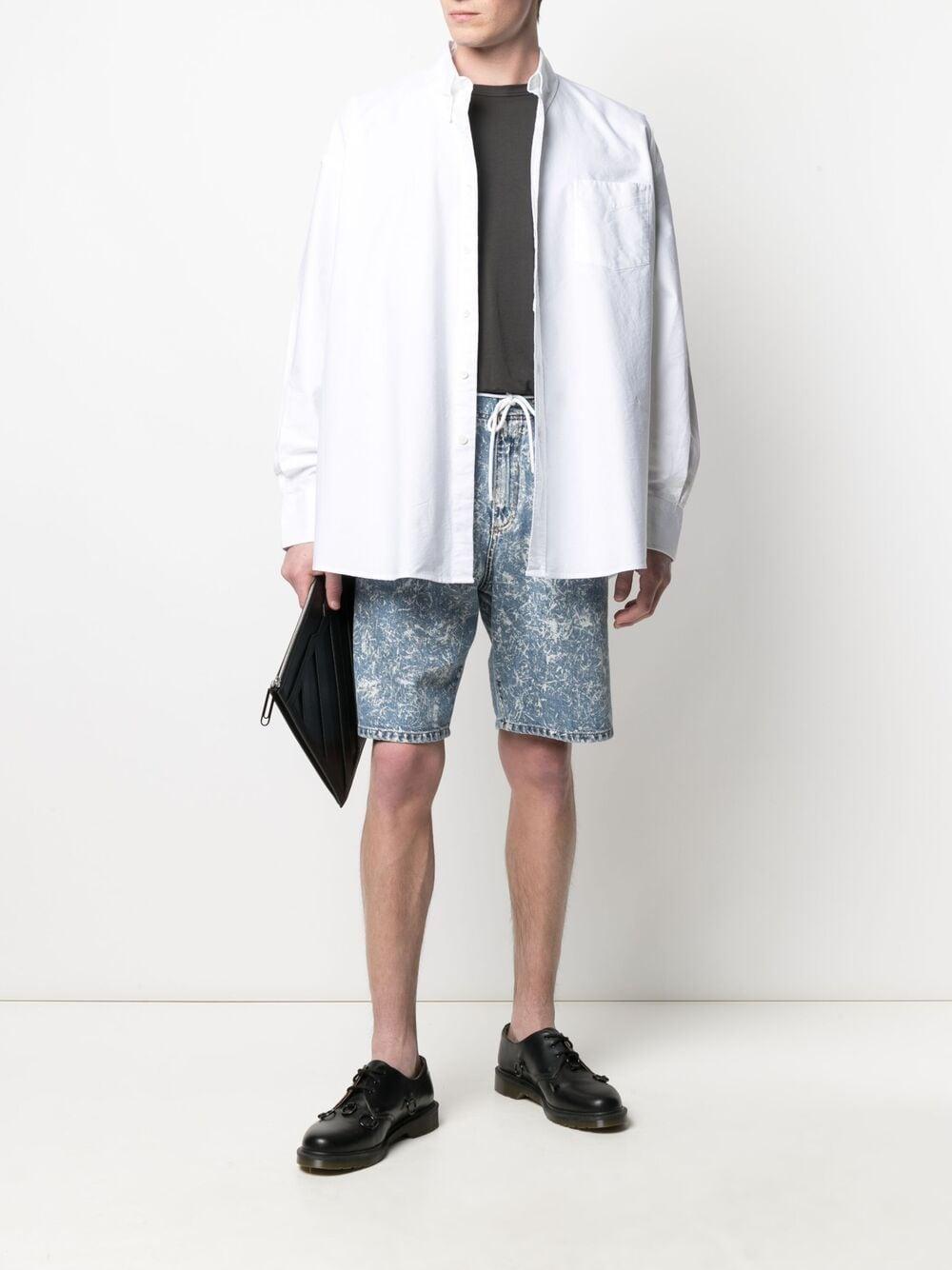 Our Legacy cotton shirt man white OUR LEGACY | Shirts | M2212BBWOWHITE