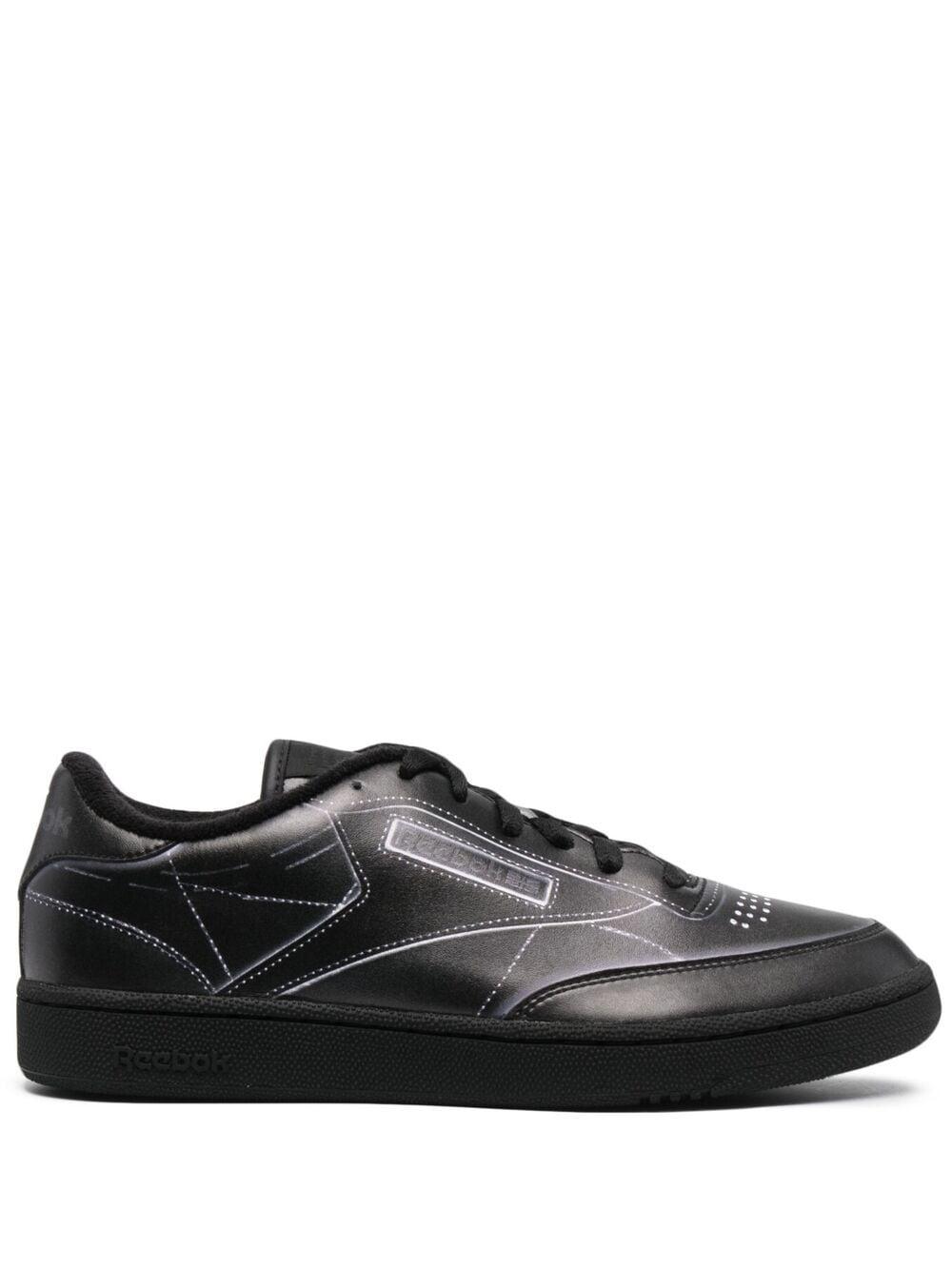 Reebok X Maison Margiela  project 0 cc tl uomo REEBOK X MAISON MARGIELA | Sneakers | H02361BLACK