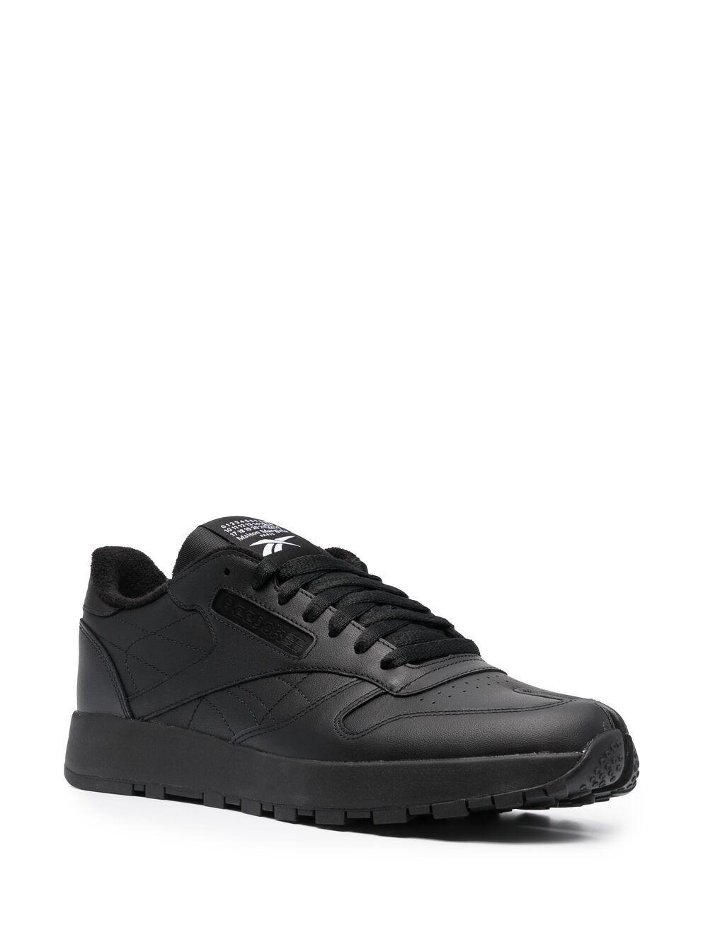 Reebok X Maison Margiela  project 0 cl tabi uomo REEBOK X MAISON MARGIELA | Sneakers | H04864BLACK