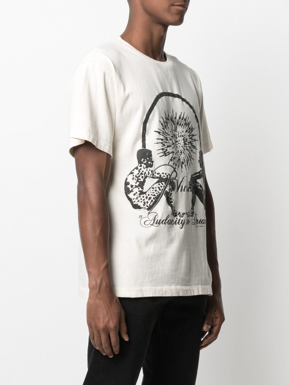 Rhude t-shirt interstellar uomo RHUDE | T-shirt | RHPS21ITT50053
