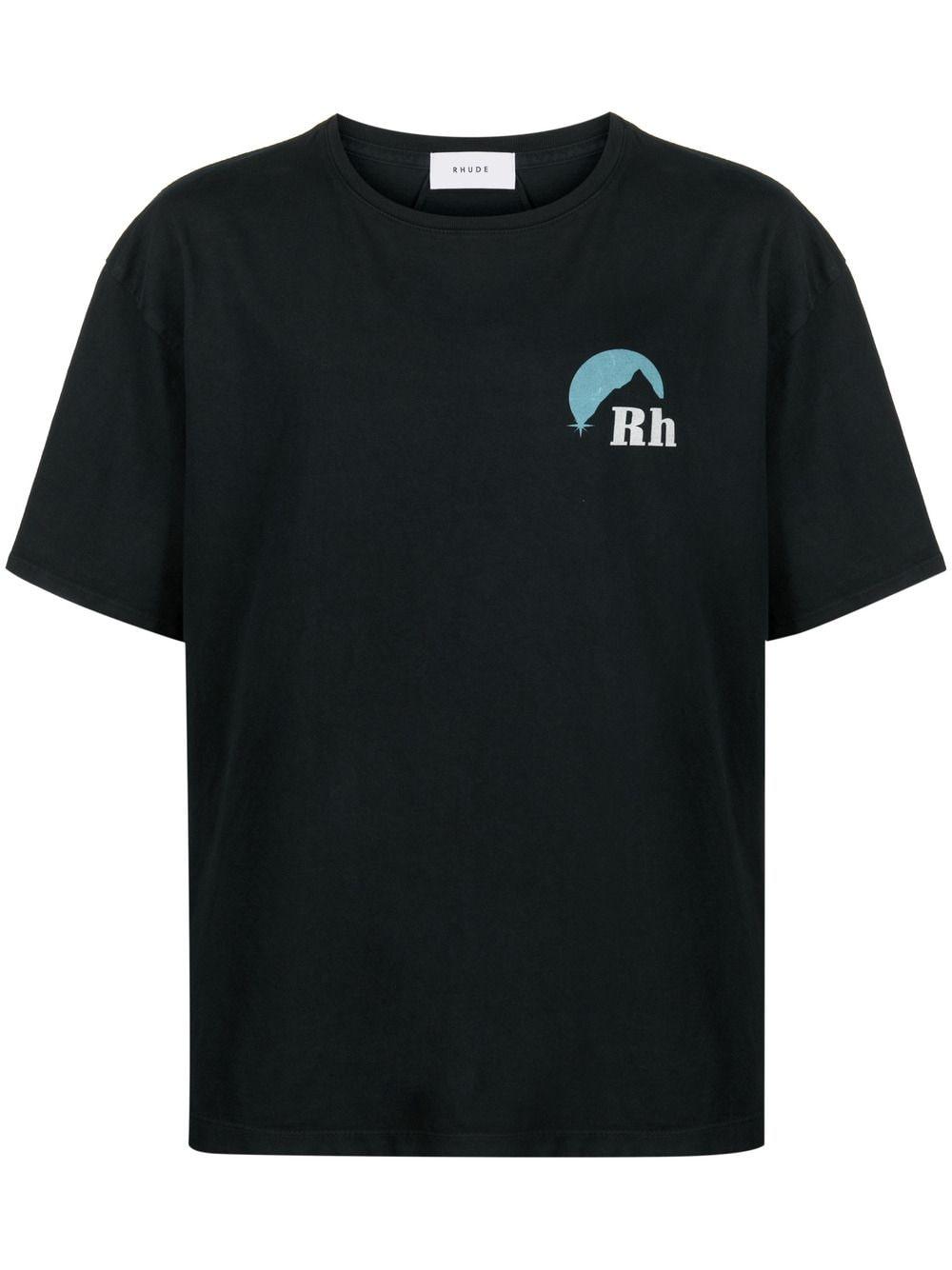 Rhude t-shirt sundry uomo RHUDE | T-shirt | RHPS21TT160015