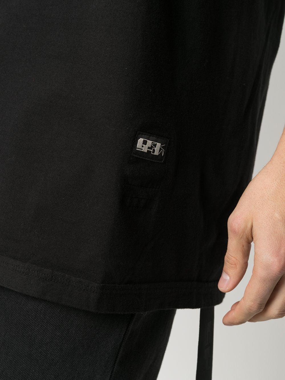 T-Shirt Oversize Uomo RICK OWENS DRKSHDW | T-shirt | DU21S2250 RN09