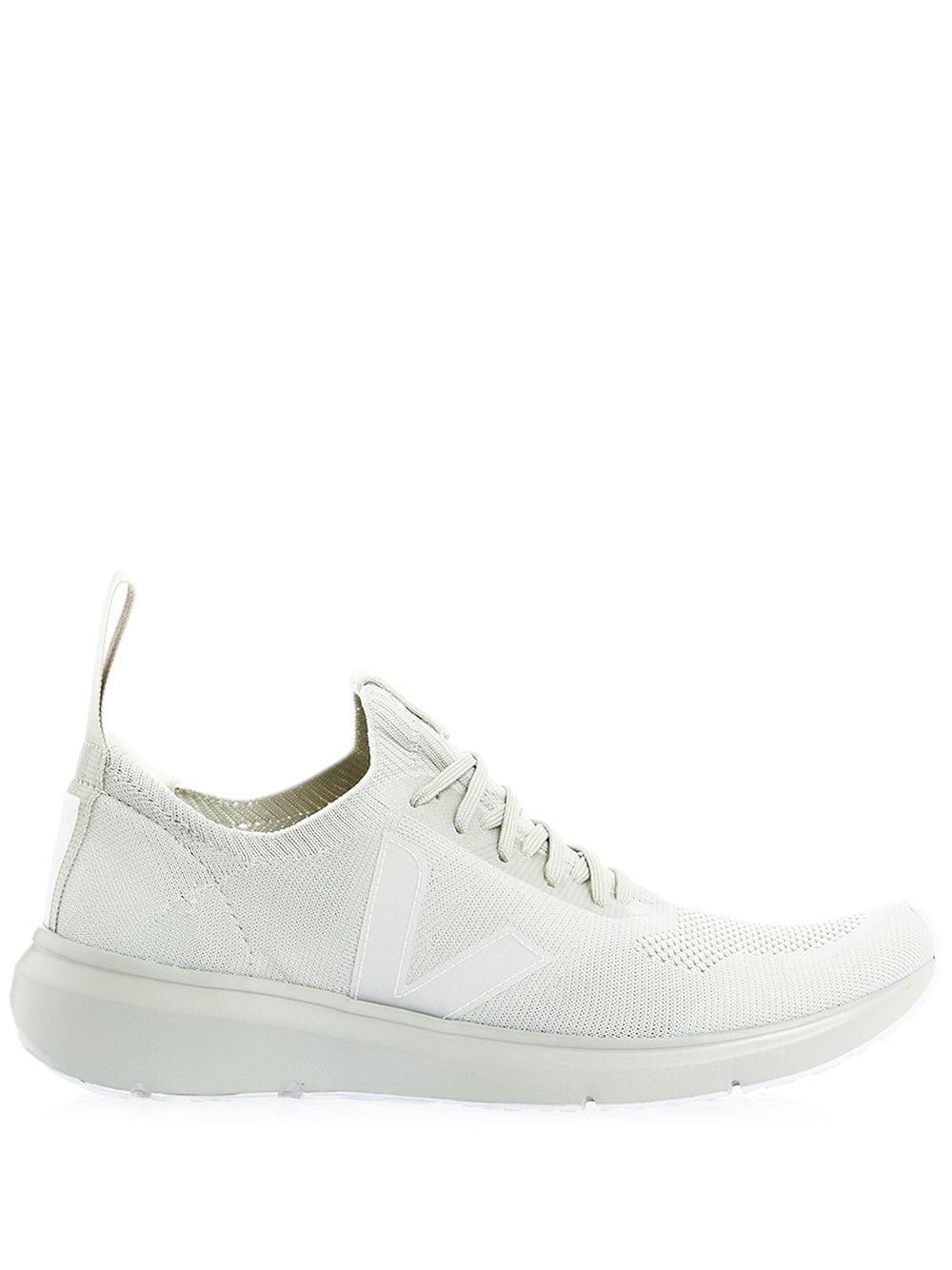 Rick Owens X Veja sock low top sneakers man black RICK OWENS X VEJA   Sneakers   VM21S6800 KVE61