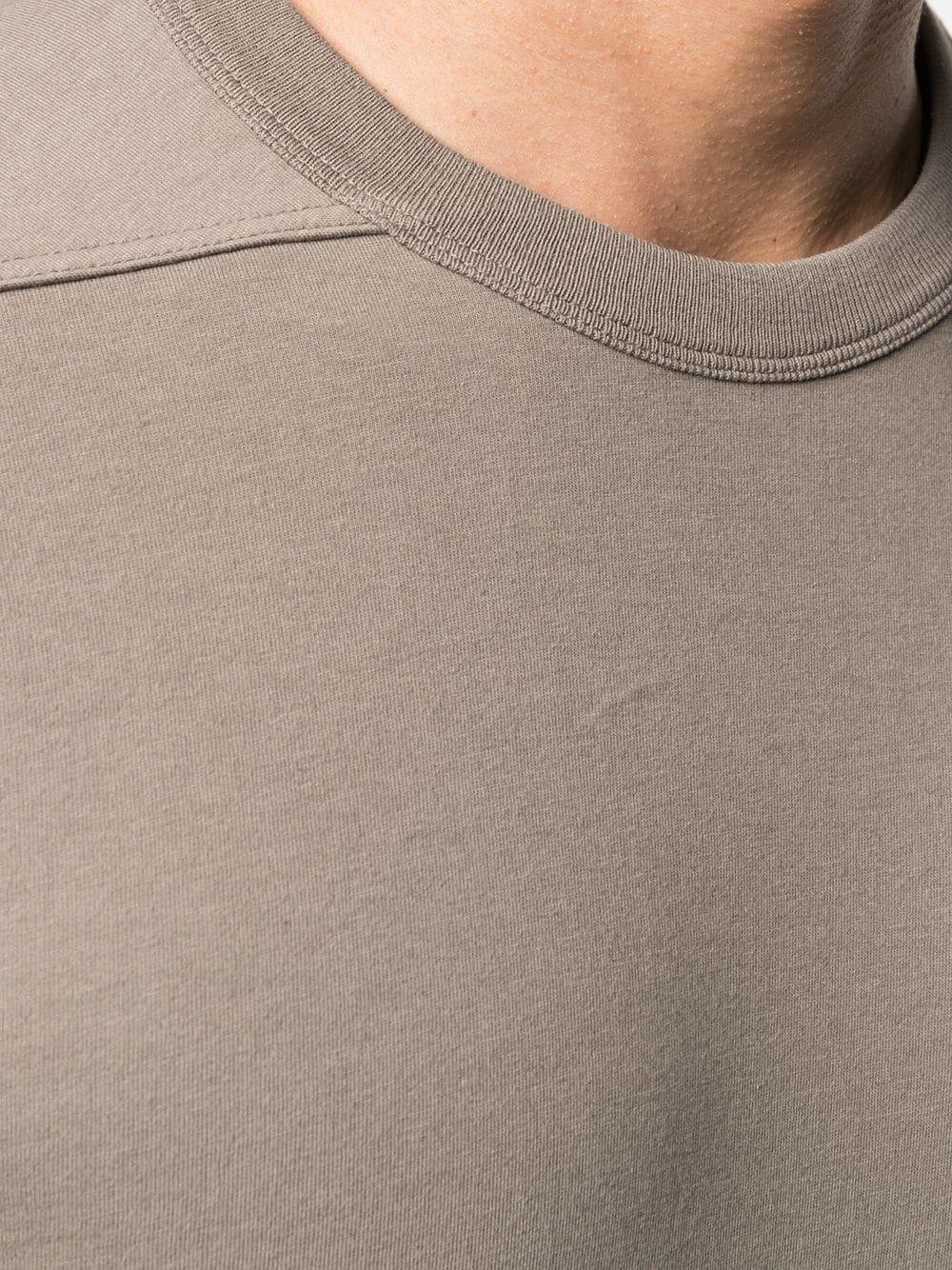 LONG SLEEVE T-SHIRT RICK OWENS | T-shirts | RU21S6266 JA34