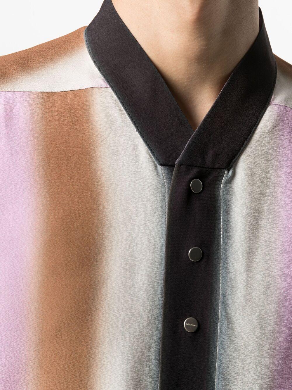 STRIPE SHIRT RICK OWENS | Shirts | RU21S6290 CCP10A