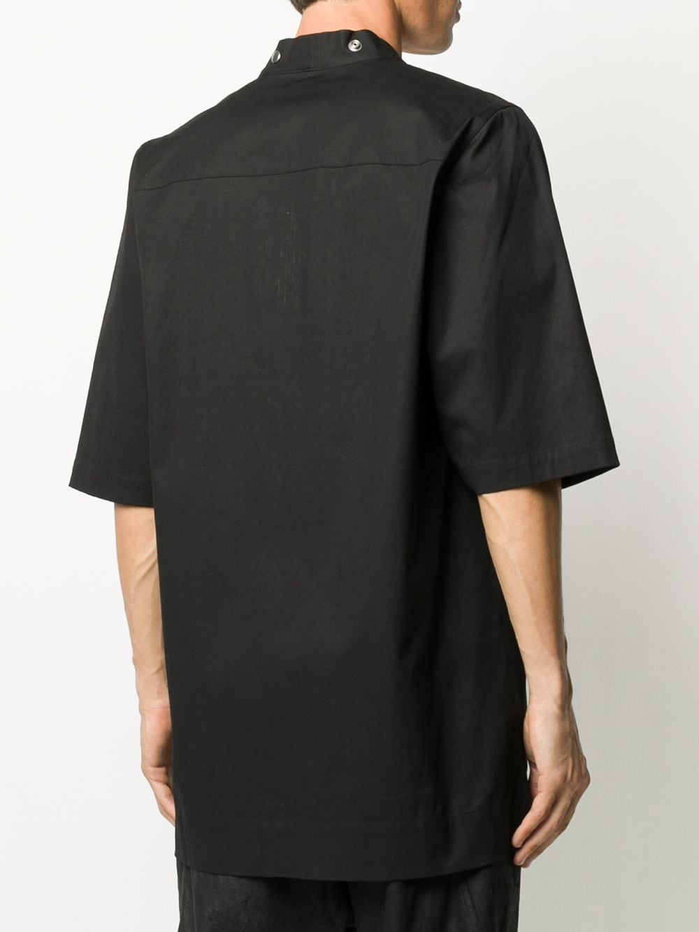 LONG SHIRT RICK OWENS | Shirts | RU21S6294 TE09
