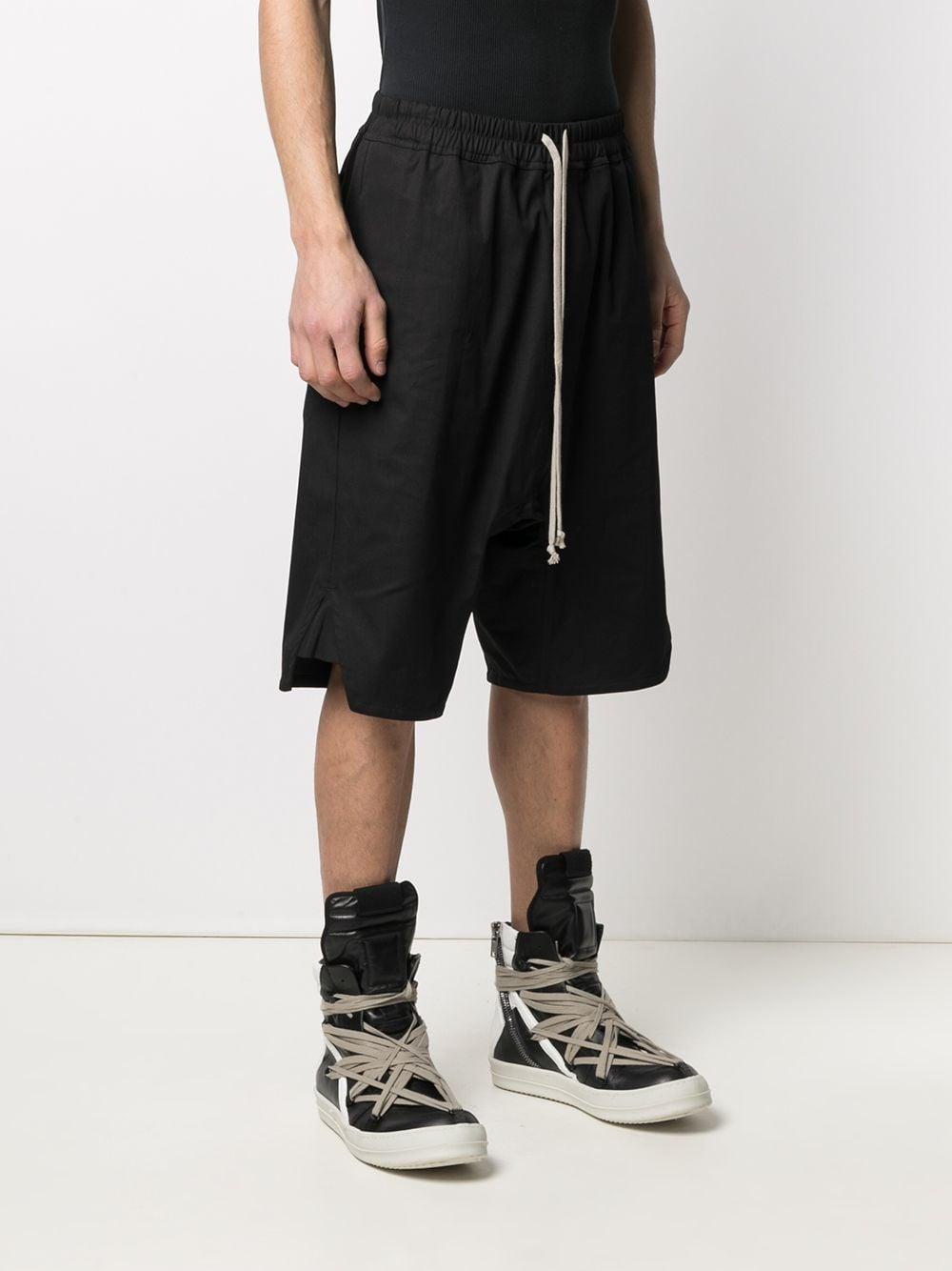 BASKET SWINGERS SHORTS RICK OWENS | Shorts | RU21S6383 TE09
