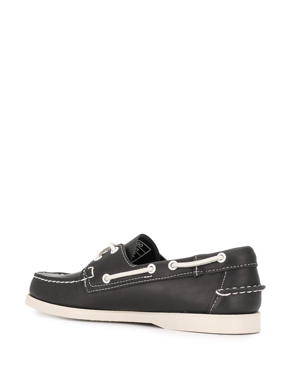 Sebago dockside loafers man black SEBAGO | Loafers | 7000H00908